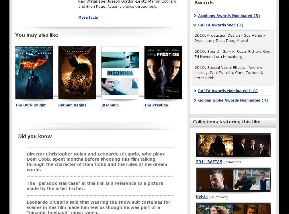 Virgin Media Online Movies — Film middle