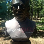 Tombaugh bust at Lowell Observatory
