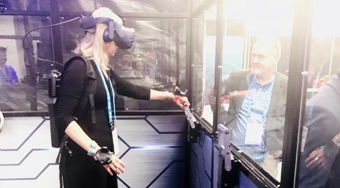 Maria Ingold - VR
