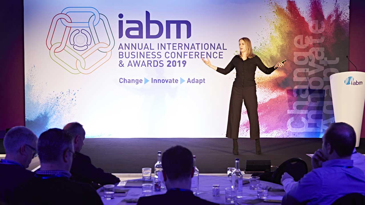 IABM 2019 Keynote