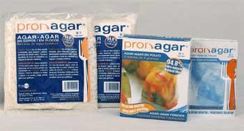 Agar Agar de Pronagar