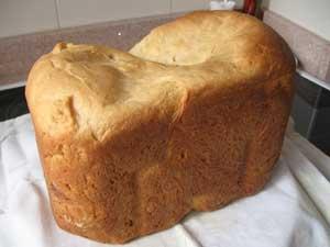 Pan de Molde con Soja
