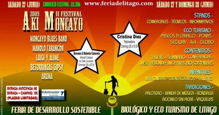 Festival para el desarrollo sostenible y la ecología en el Moncayo