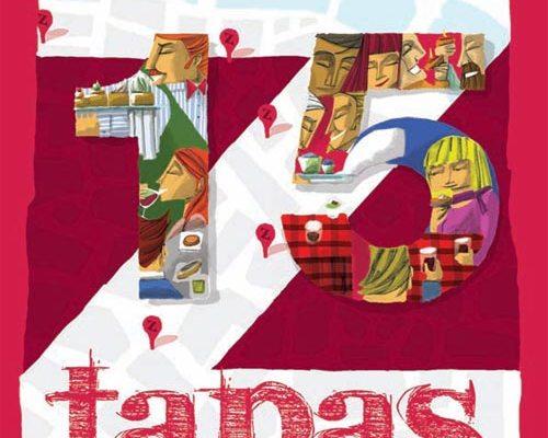 15 Concurso de Tapas en Zaragoza 17 a 28 Noviembre