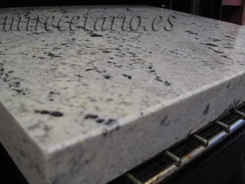 La piedra de granito