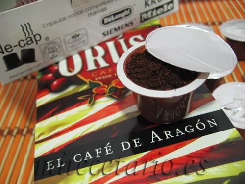 Cápsulas Ne-Cap, el sucedáneo de Nespresso