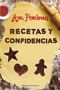 «Recetas y Confidencias» de Ann Pearlman