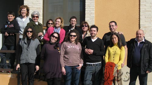 Visita a las Instalaciones de «Cárnicos El Terrizo»
