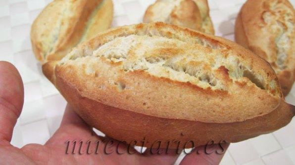 Aquí el pan sevillano, ¿gustas?