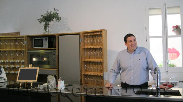 Alexander Barcelo, Jefe del departamento de publicidad de supermercados Lidl