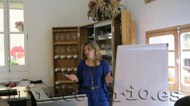 Tiziana Casolaro, Jefa de compras de helados Lidl
