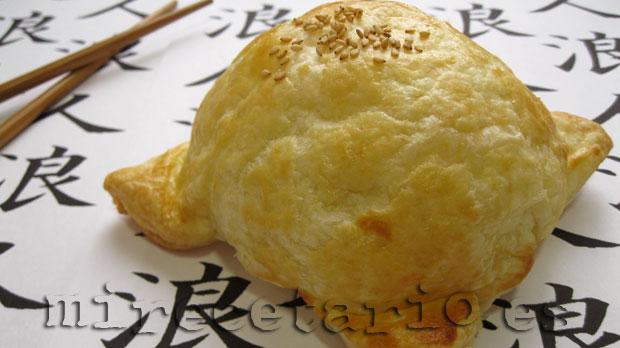 Pan dulce japonés (Hokkaido)