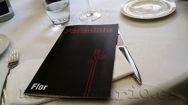 Restaurante Paraninfo Flor {Reunión Mañosa}