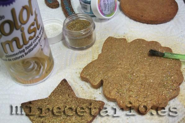Pintando galletas