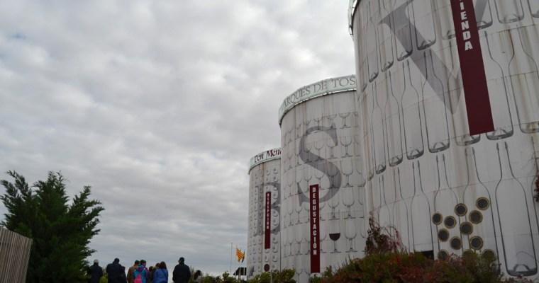 Visita a Bodegas San Valero