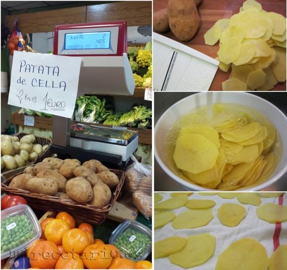 Patata de Cella