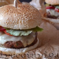 Hamburguesa de Jamie Oliver {Cooking the Chef}