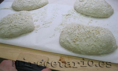 La pala de panadero casera