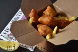 Fish and chips de Heston Blumenthal