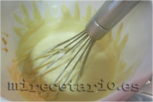 Crema de mascarpone