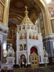 binnen kathedraal