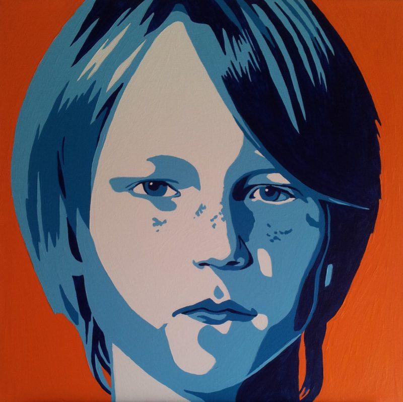 Portretten - Chiel