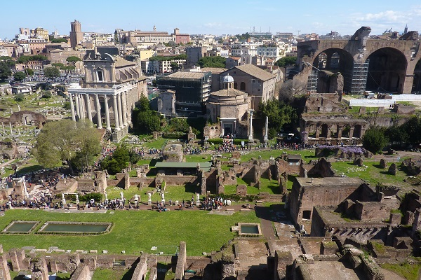 que faire un weekend à rome