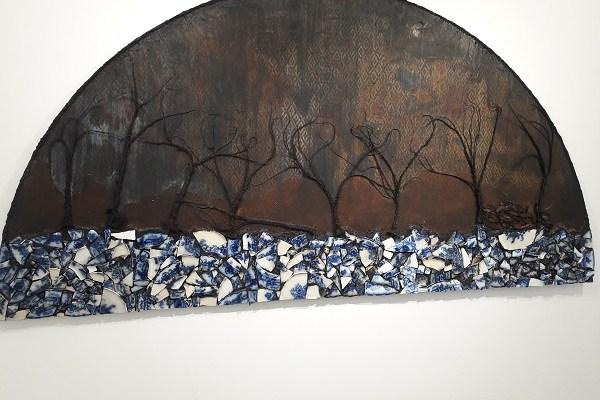 Thomas Van Reghem « Lignes aveugles » No Mad Galerie