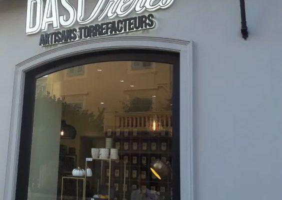 Comptoir Cafés et thés Dasi frères à Nice