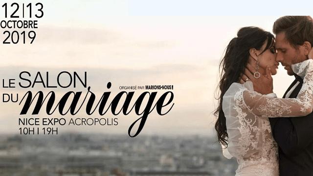 Salon du mariage à Nice