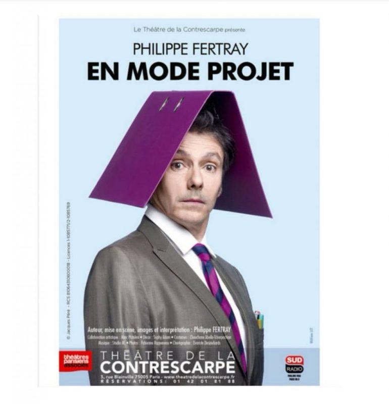 « Pas d'souci » Philippe Fertray à la Contrescarpe