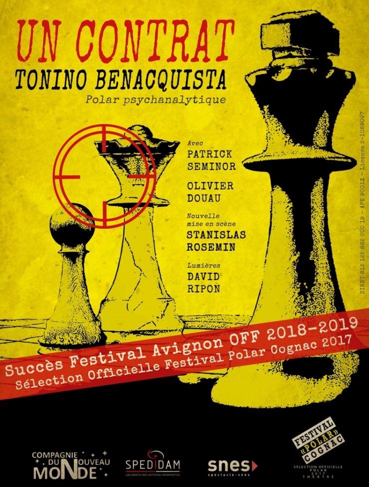 «Un contrat» de Tonino Benacquista au Gymnase