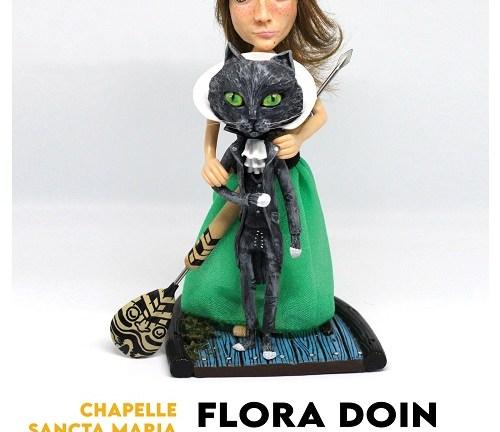 Flora Doin artiste hors du commun