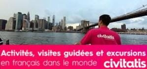Excursions en français dans le monde entier