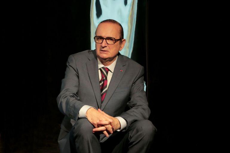 Chirac à la contrescarpe
