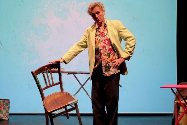 Philippe Fertray au théâtre de la Contrescarpe