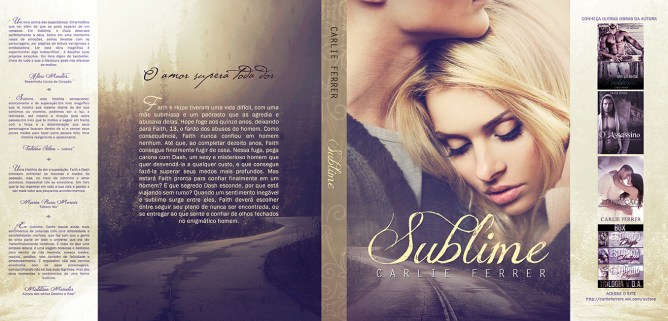BOOK | CARLIE FERRER - SUBLIME