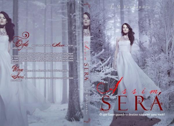 BOOK | FABRINE FERNANDES - ASSIM SERÁ