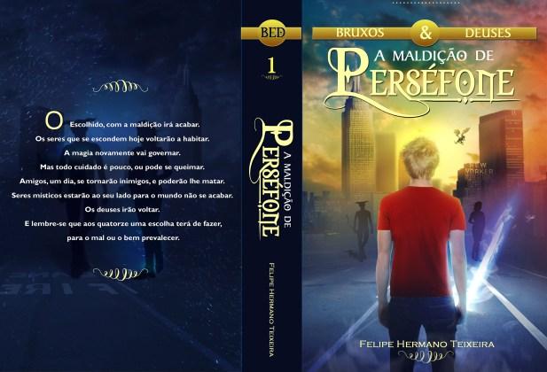BOOK | FELIPE HERMANO - A MALDIÇÃO DE PERSEFONE