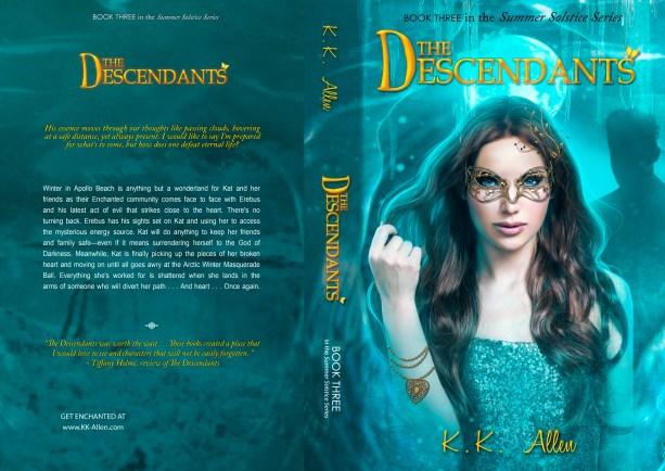 BOOK | KK ALLEN - DESCENDANTS