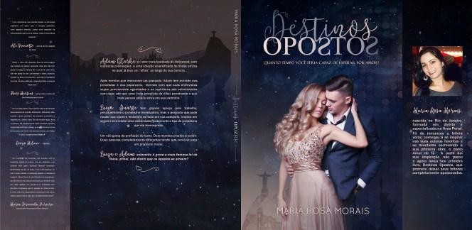 BOOK | MARIA ROSA - DESTINOS OPOSTOS