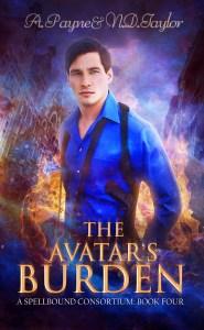 BOOK | NICK E ALISHA - SPELLBOUND CONSORTIUM The Avatar's Burden
