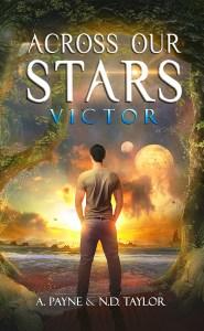 BOOK | NICK E ALISHA - ACROSS OU STAR 1 - VICTOR