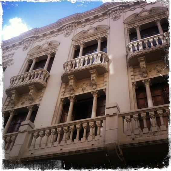 Las Palmas ist eine von zwei Hauptstädten der Kanaren ... (Foto: balkanblogger.com)