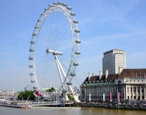 London-eye-river