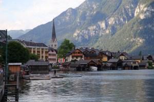 Hallstatt o vilarejo mais charmoso da Áustria