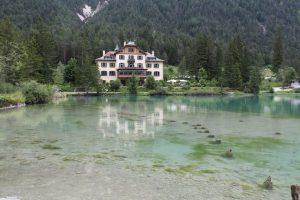 lago di Dobbiaco ITALIA