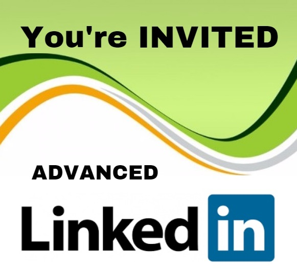 how to advance search on linkedin