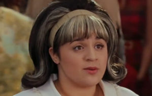 tracy-turnblad-white-top-brown-plaid-skirt-hairspray