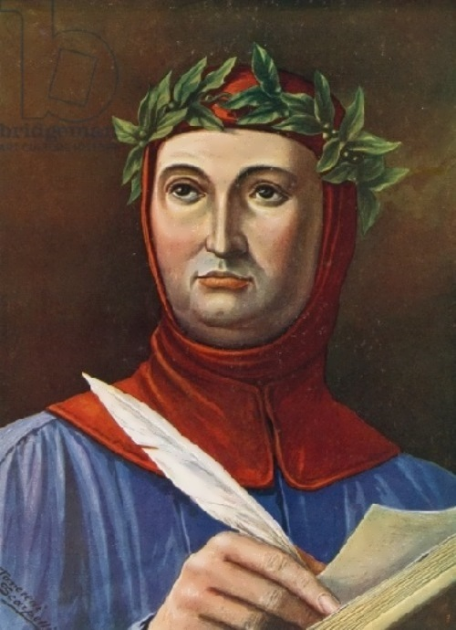 Petrarch and the Sonnets | Dave Z'Art